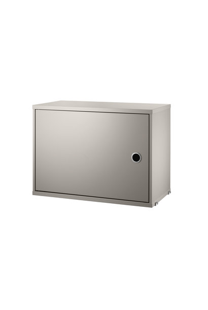 Cabinet with swing door String - 1 pack