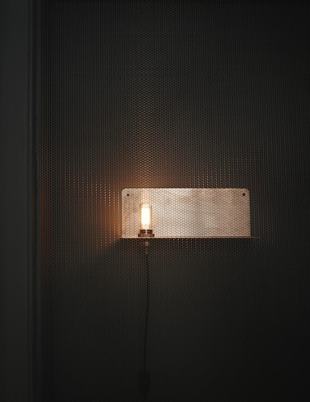 90° Wall Light-7