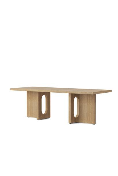 Androgyne Lounge table wood