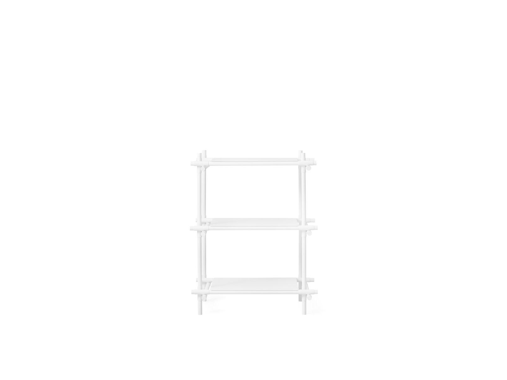 Stick System White/White-3