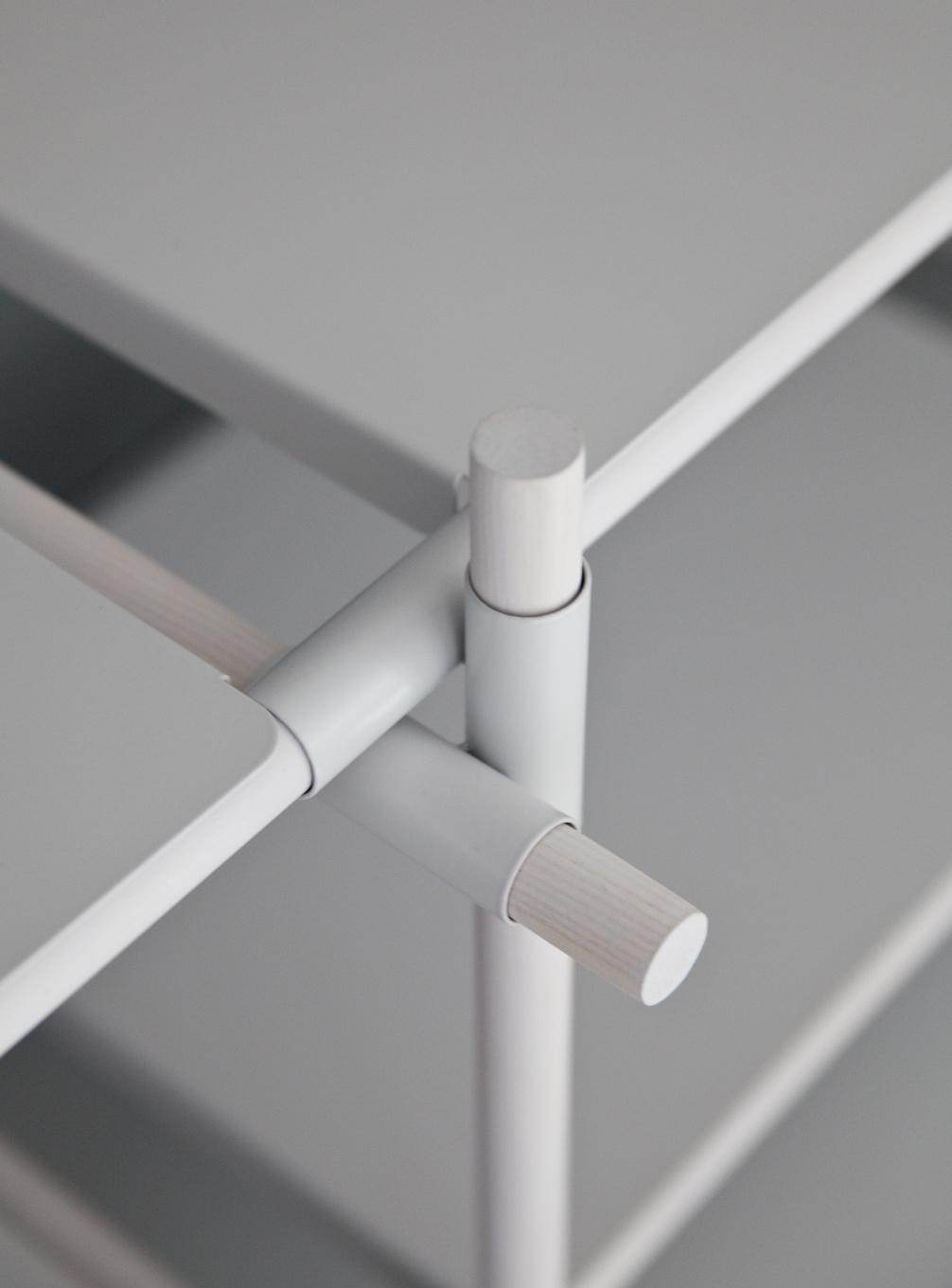 Stick System White/White-4