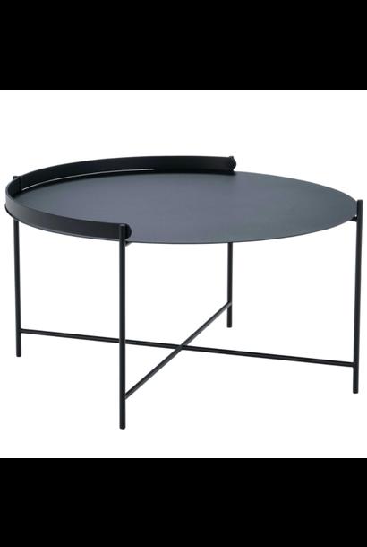 Edge tray table Ø76