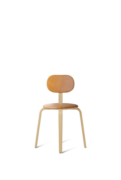 Afteroom plywood Dining chair - Full upholstery