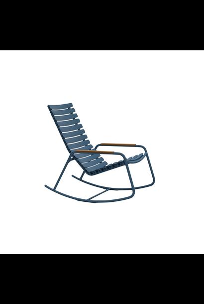 ReClips Rocking Chair Bamboo Armrest
