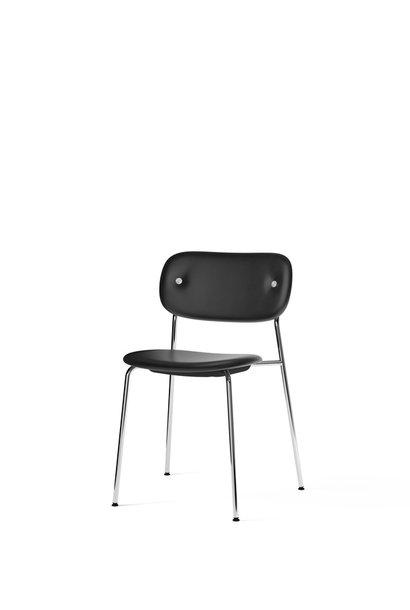 Co Dining Chair - Chrome - full upholstery