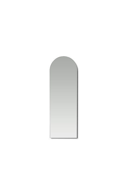 Arc Mirror Grey Mist