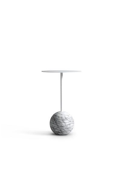 Knock Out Lounge Table - Round