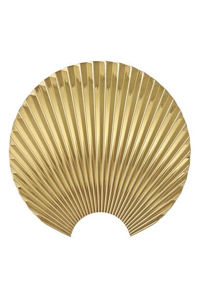 Concha Hook H23.5 cm - Gold