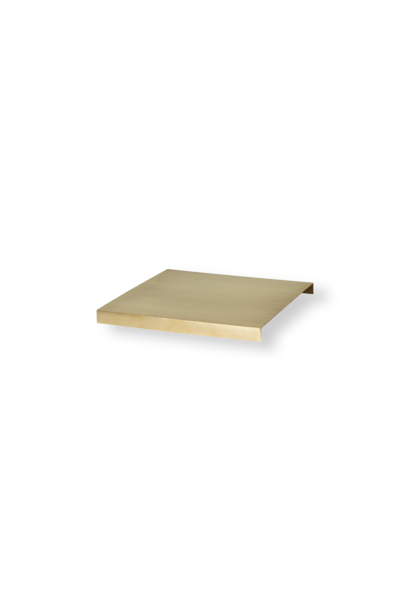 Tray for Plant Box - Brass