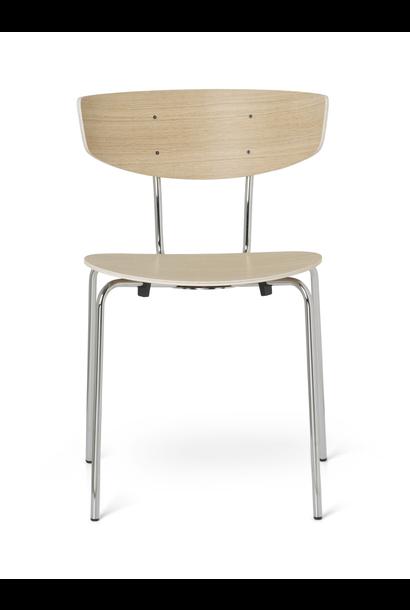 Herman Dining Chair Chrome Base