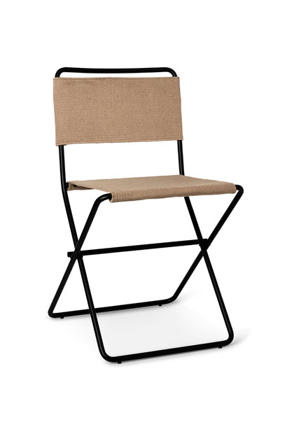 Desert Dining Chair - Black/Sand
