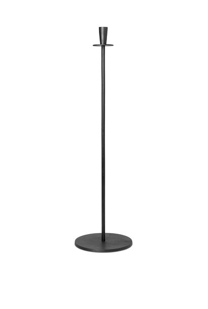 Hoy Casted Candle Holder - Tall