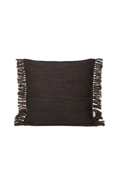 Kelim Fringe Cushion - S