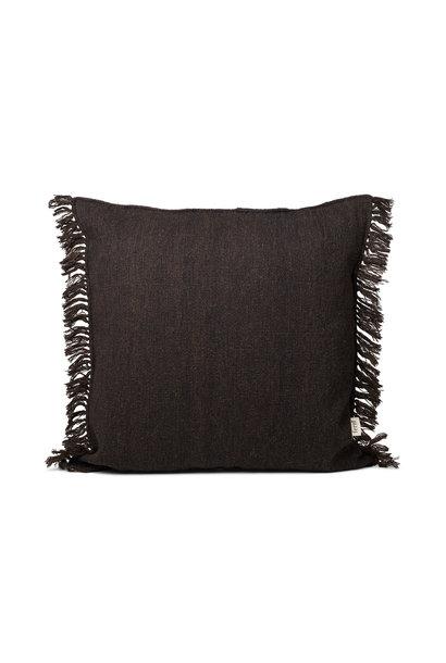 Kelim Fringe Cushion - L
