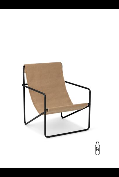Desert Kids Chair - Black/Sand