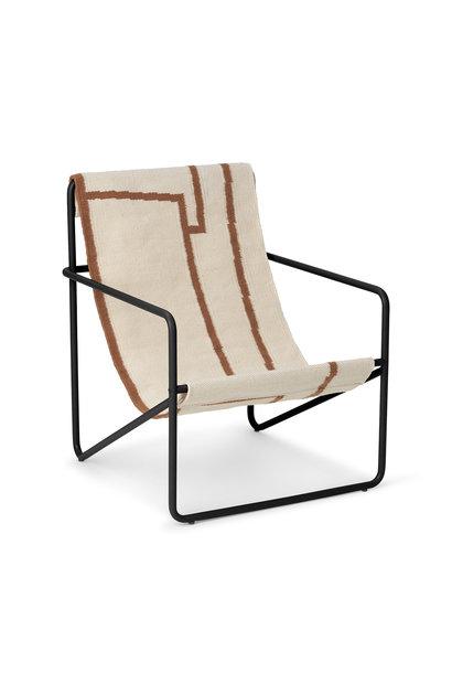Desert Kids Chair - Black/Shape