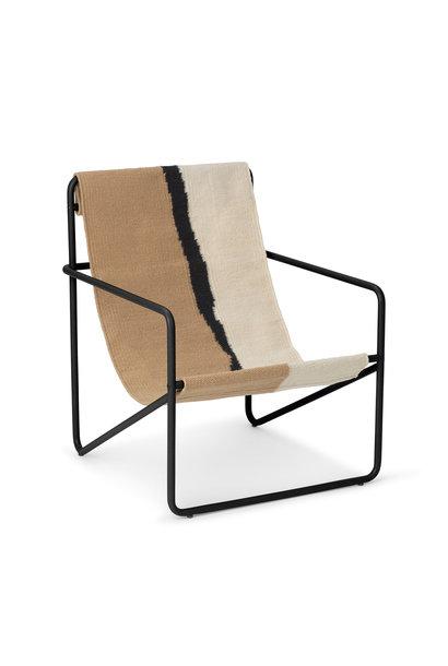 Desert Kids Chair - Black/Soil