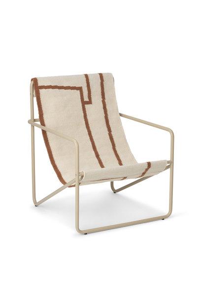 Desert Kids Chair - Cashmere/Shape