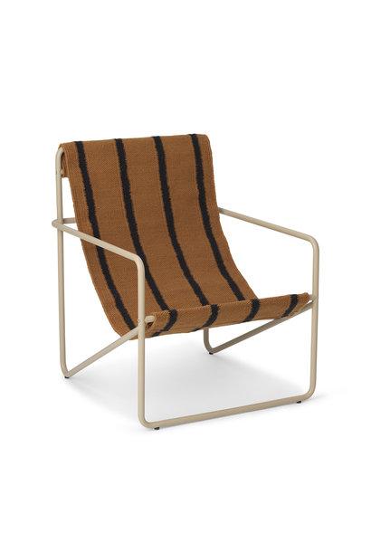 Desert Kids Chair - Cashmere/Stripe