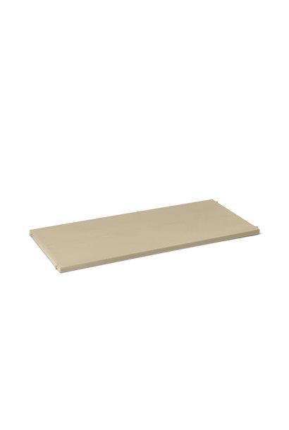 Punctual Perforated Metal Shelf