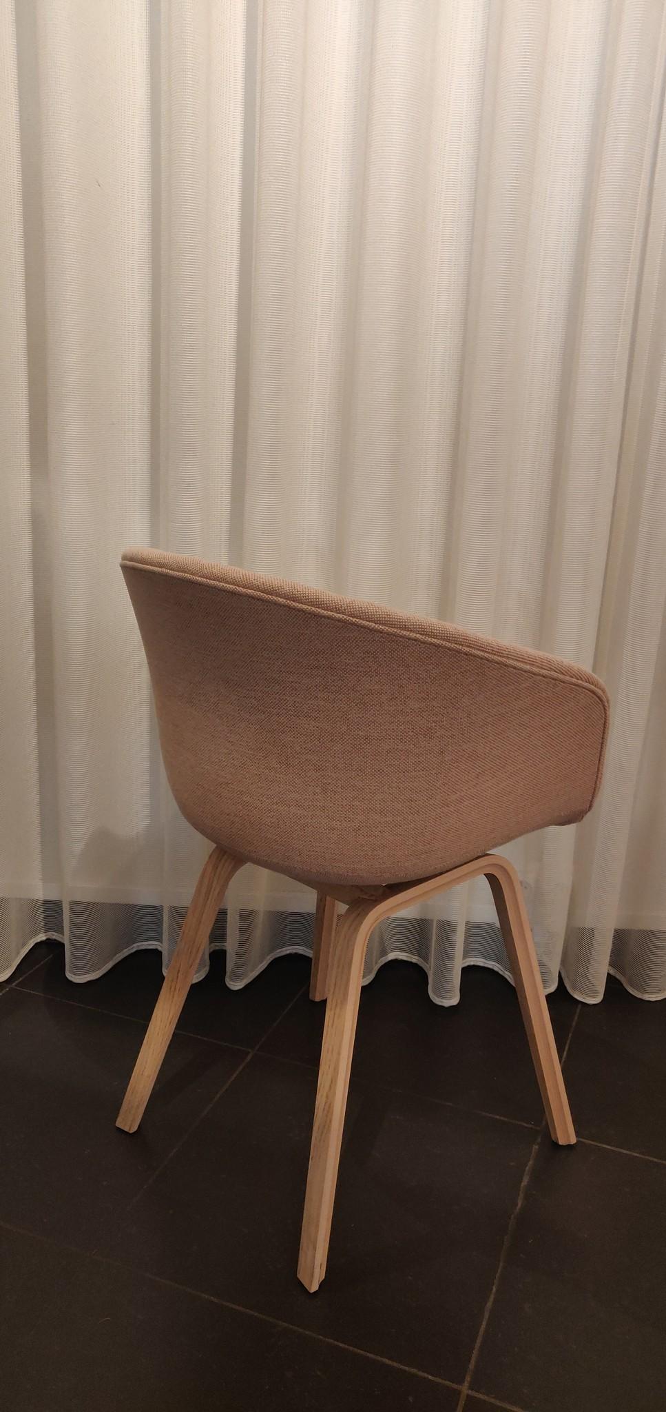 Toonzaalmodel AAC 23 Soft Matt lacquered oak veneer - Mode 26-3