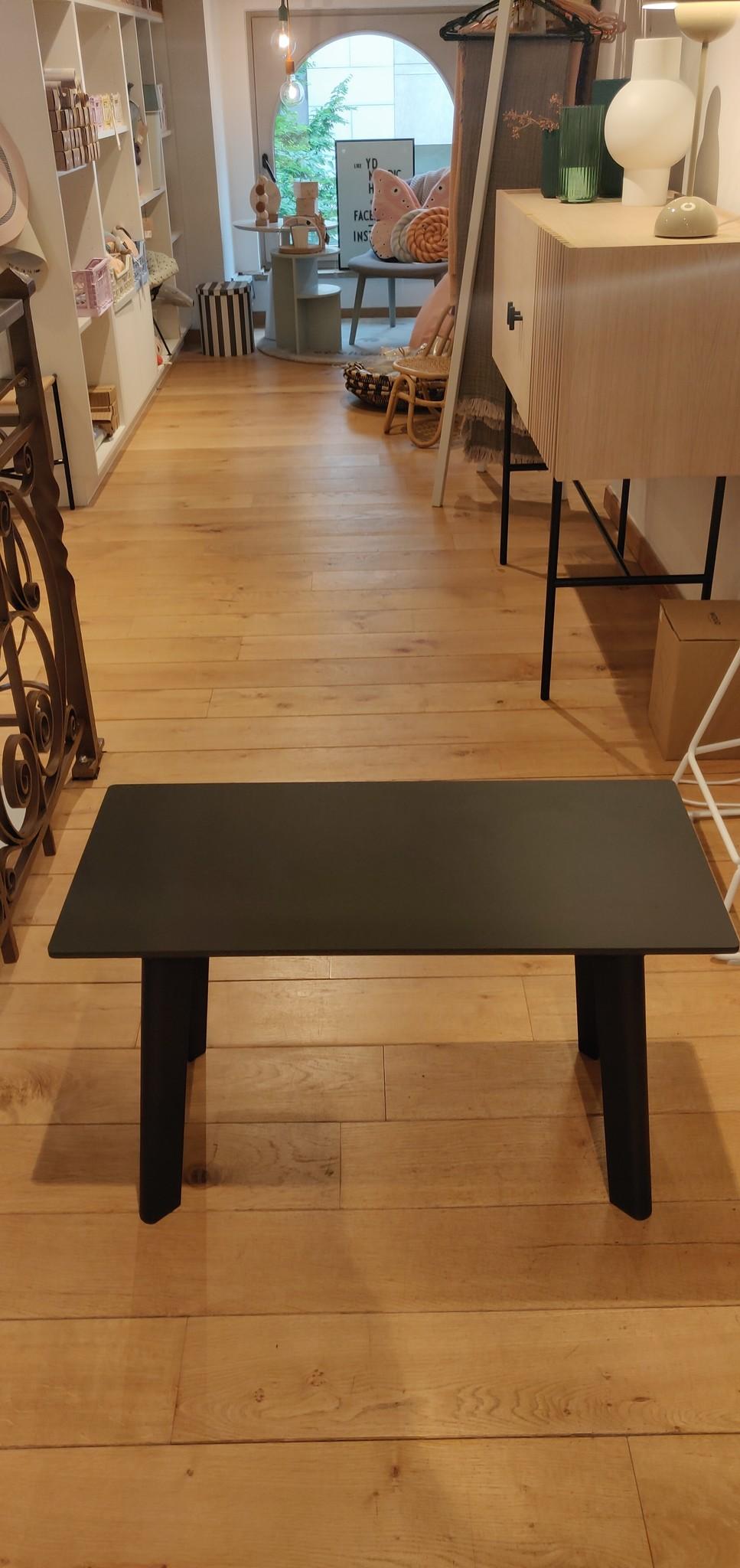 Toonzaalmodel CPH deux 215 Bench Ink black-2