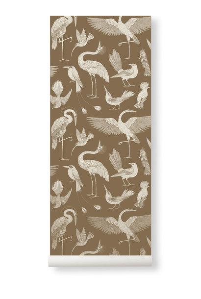 Birds Wallpaper Sugar Kelp