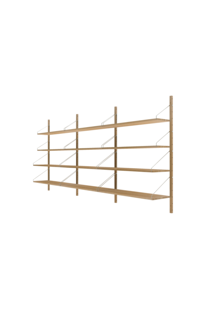 Shelf Library H1148 | Triple Section