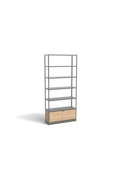 New Order Comb. 601 - 7 layers incl. wooden door