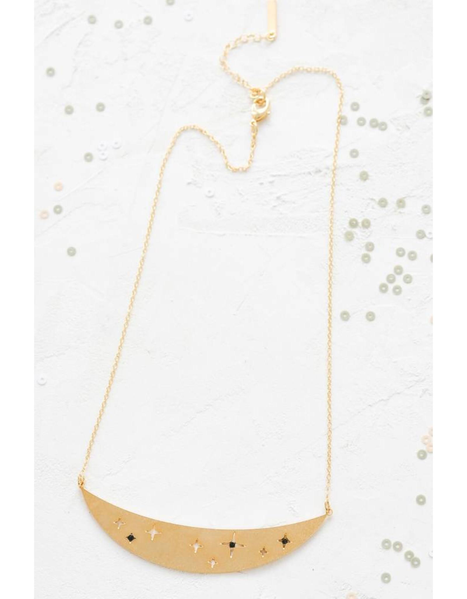 Shlomit Ofir Star dust necklace