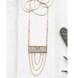 Shlomit Ofir Long California Necklace