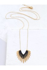 Shlomit Ofir Mohawk necklace