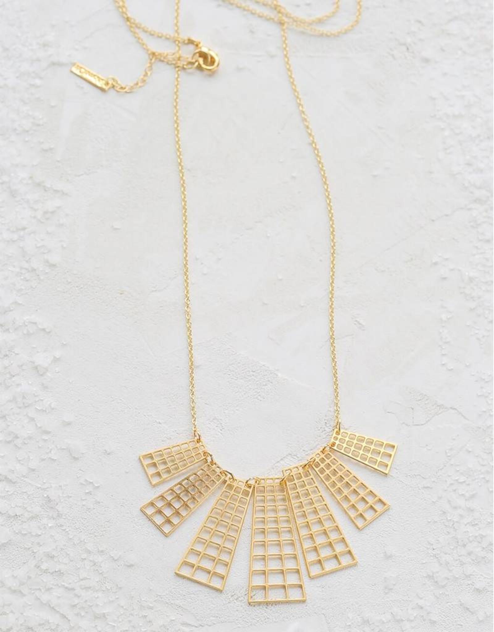 Shlomit Ofir Satellite necklace