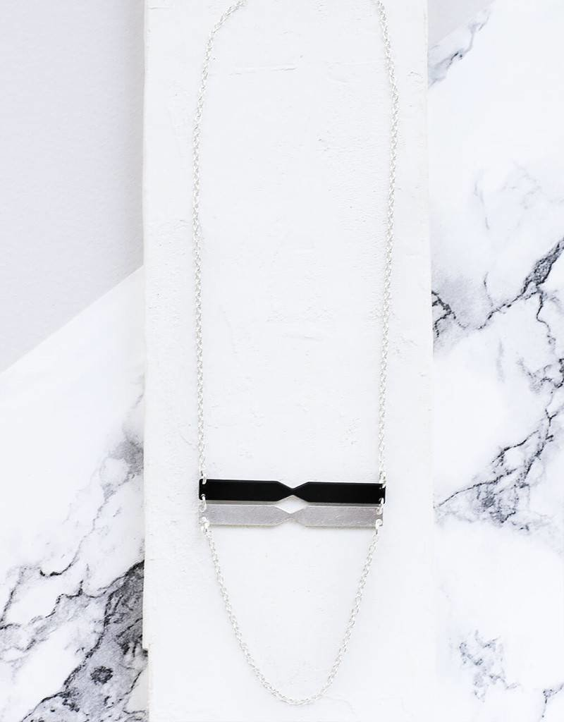 Shlomit Ofir Short chord necklace