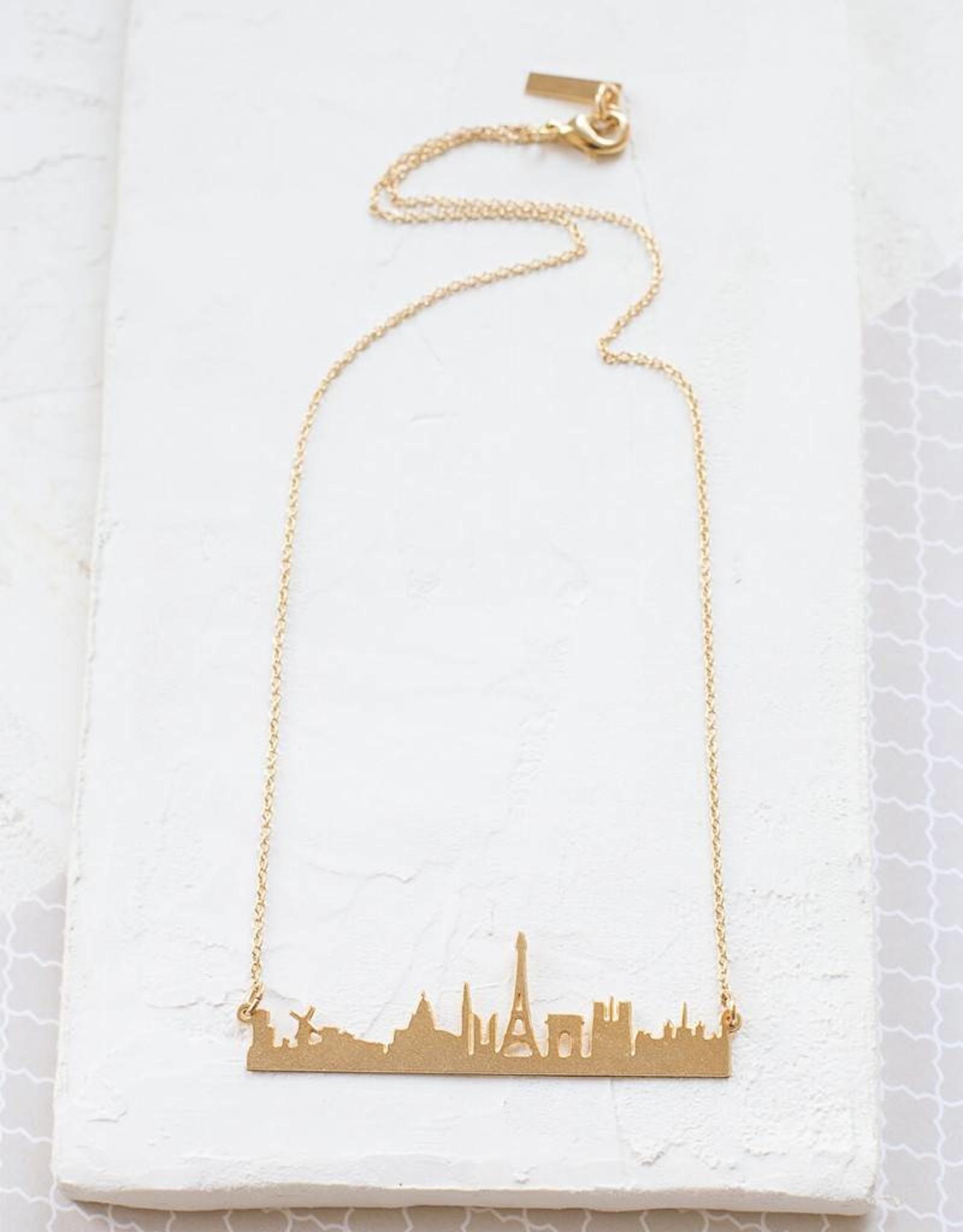 Shlomit Ofir Skyline necklace