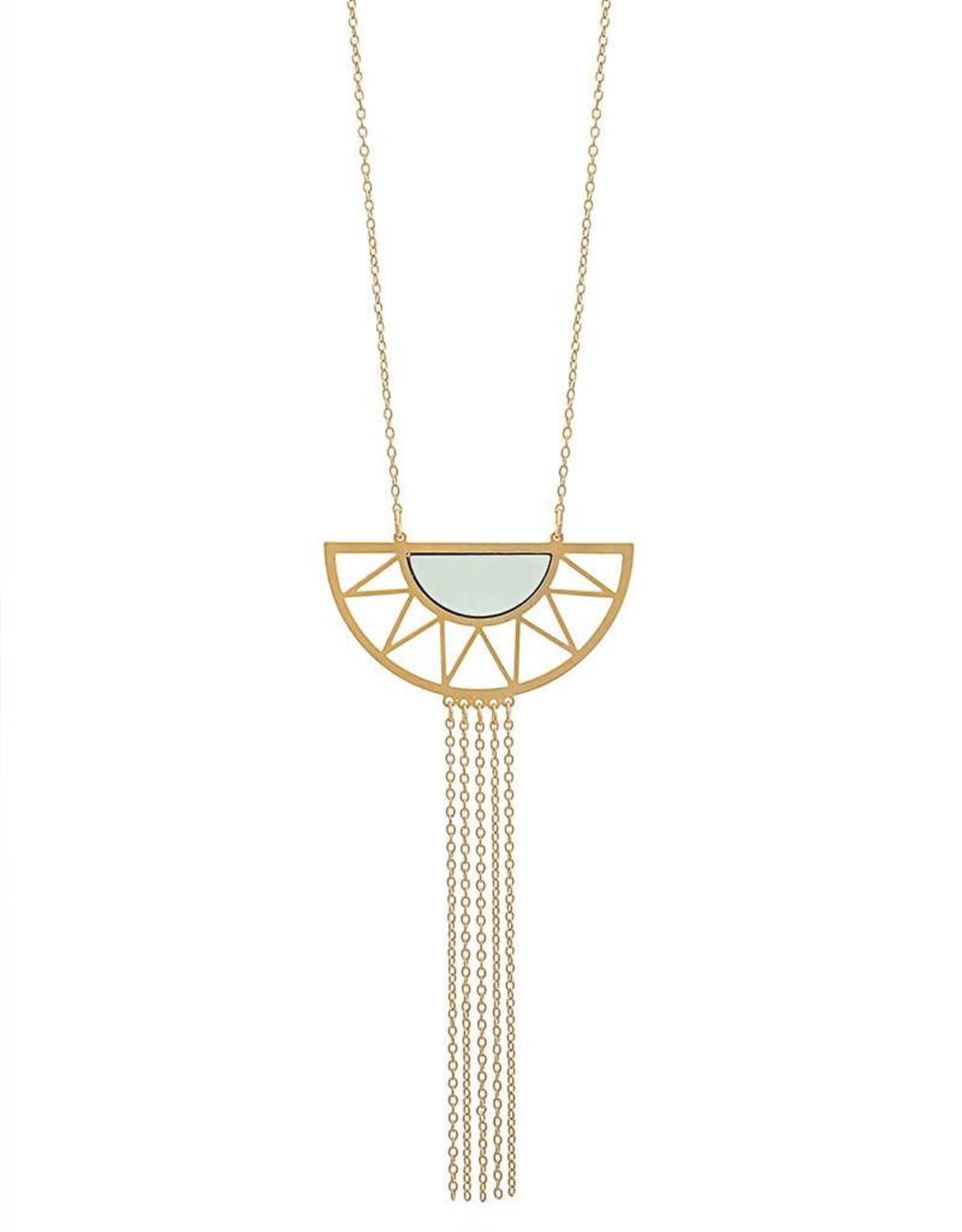 Shlomit Ofir Summer necklace