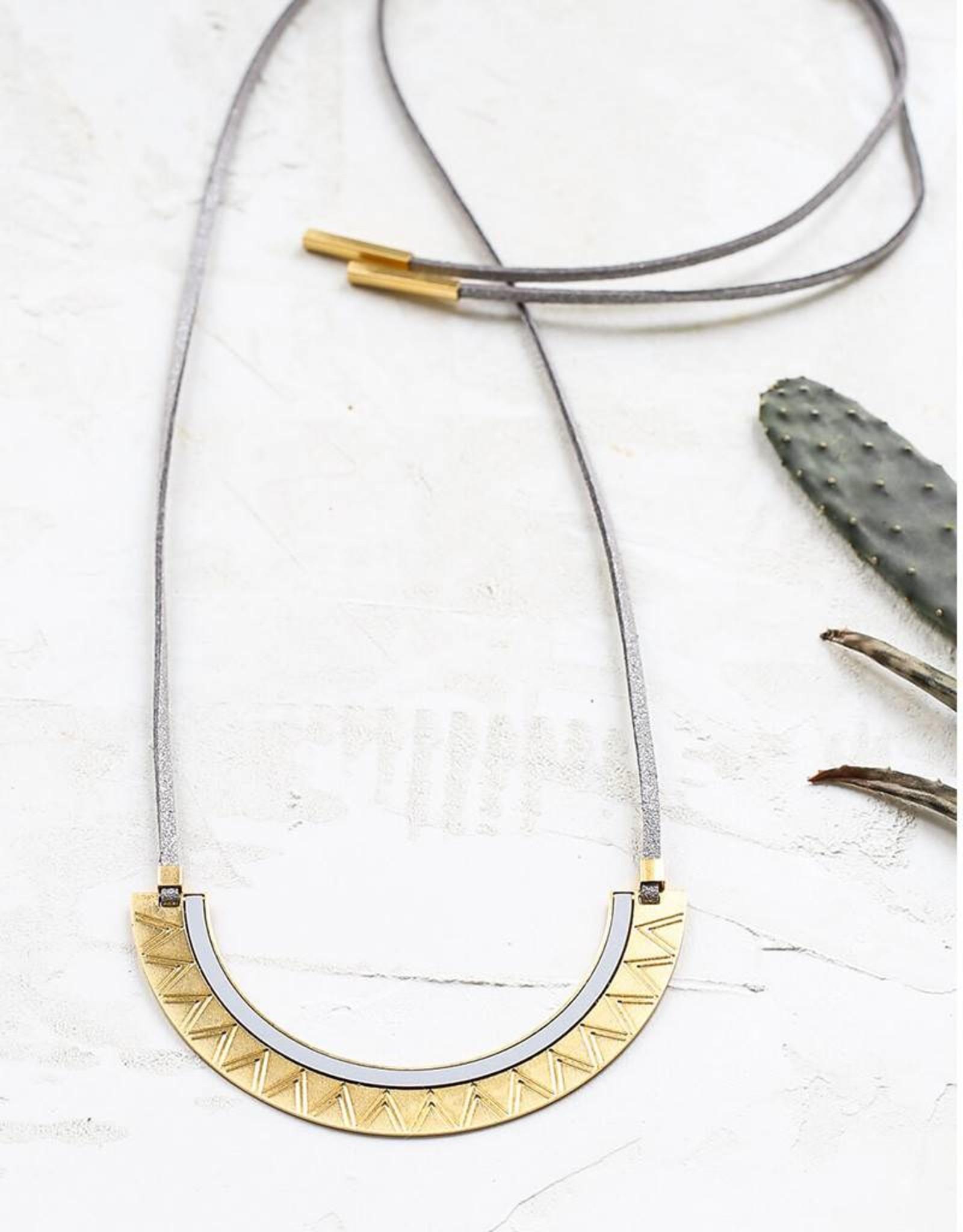 Shlomit Ofir Sundance long necklace