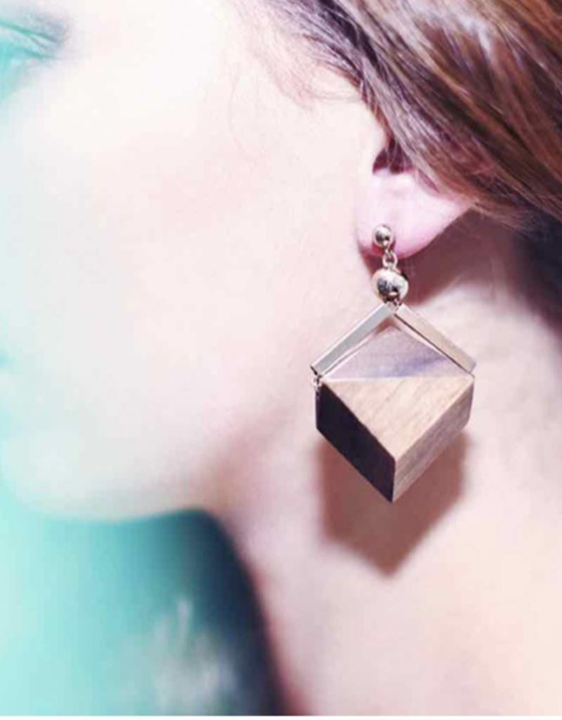 Salomé Charly Lozal earrings