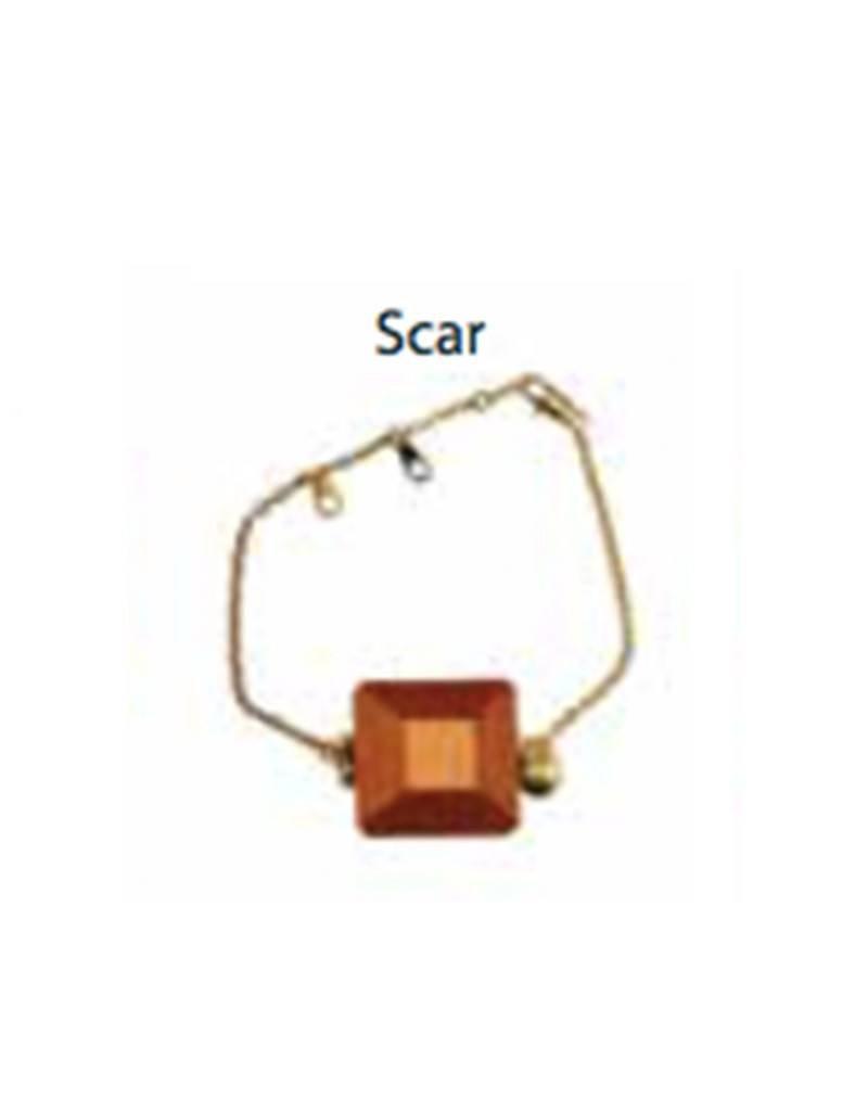 Salomé Charly Scar bracelet