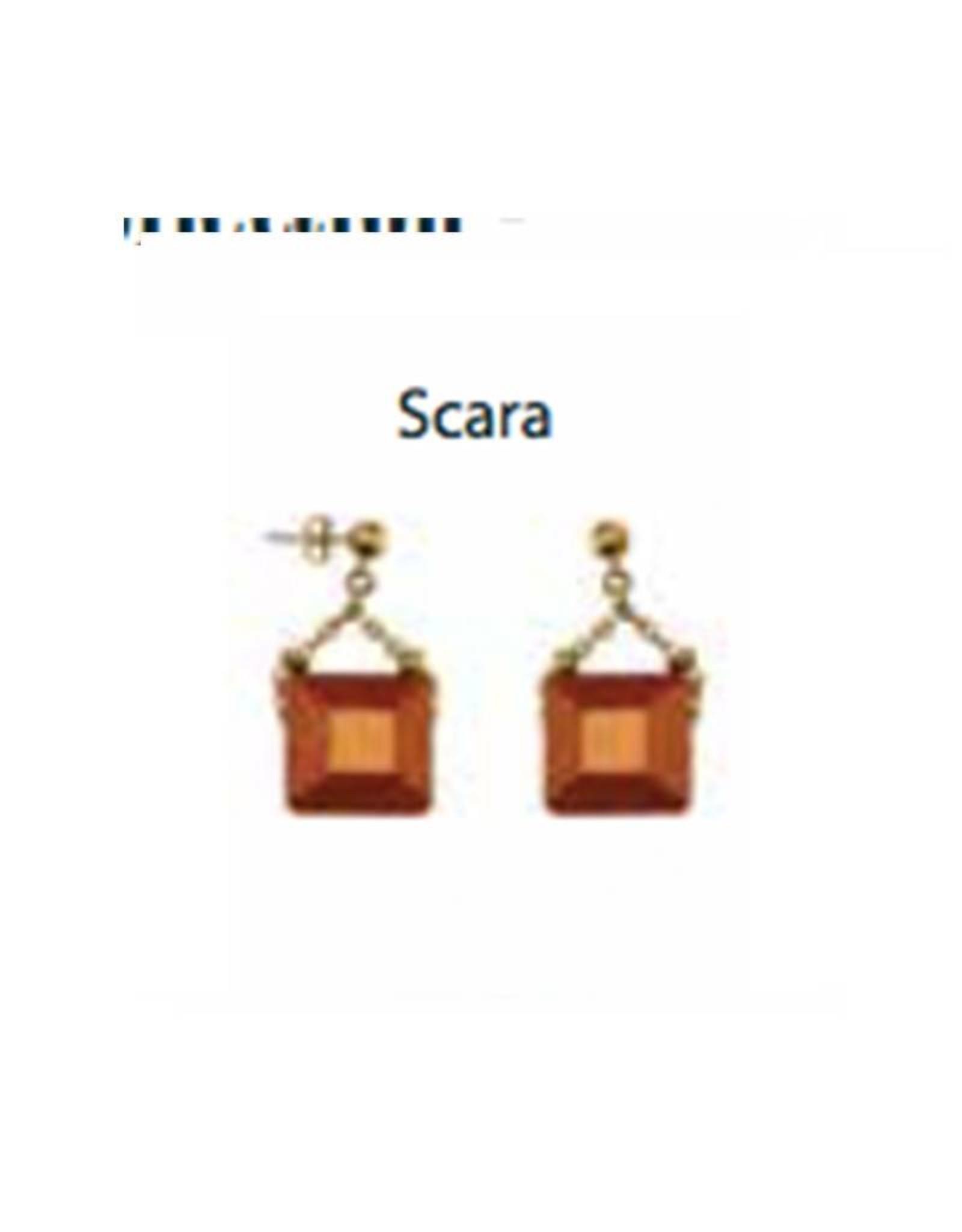Salomé Charly Scara Earrings