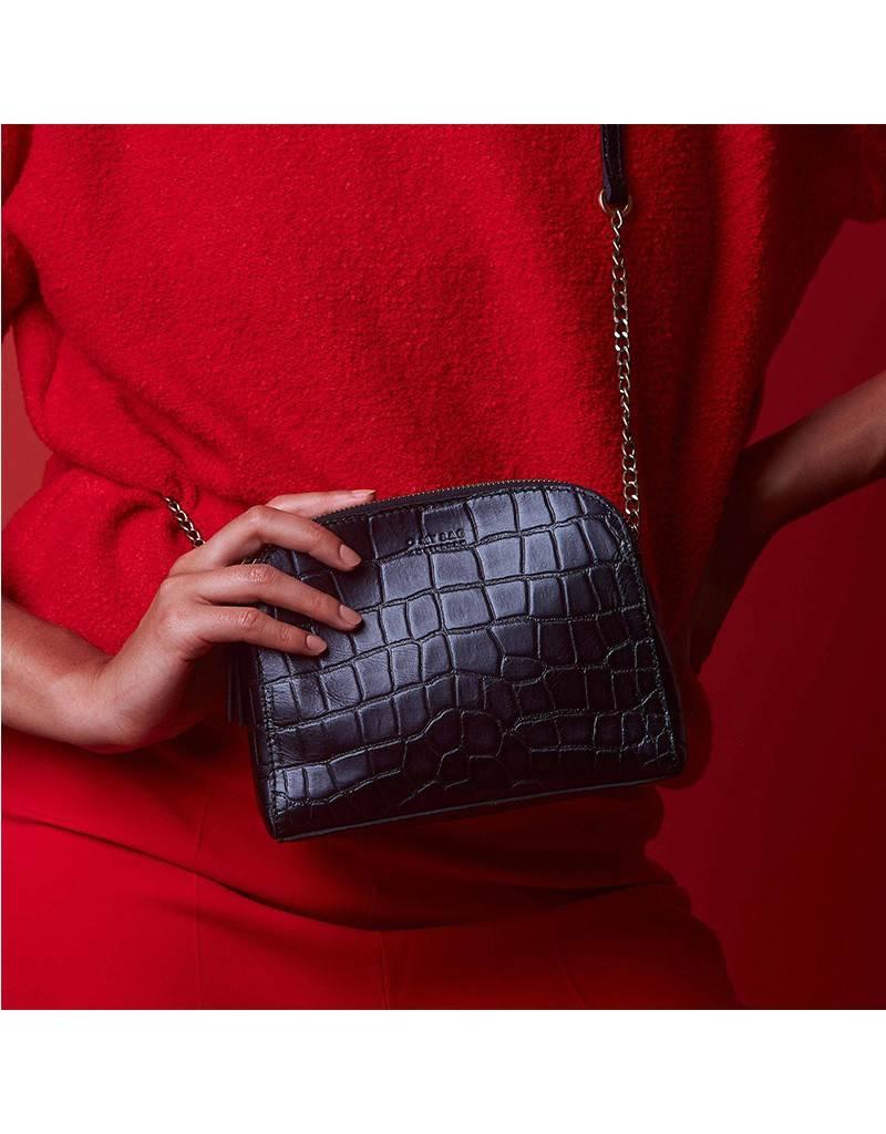 o my bag Emily bag - croco