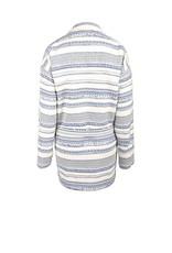 dante6 Romy jacket - white/blue