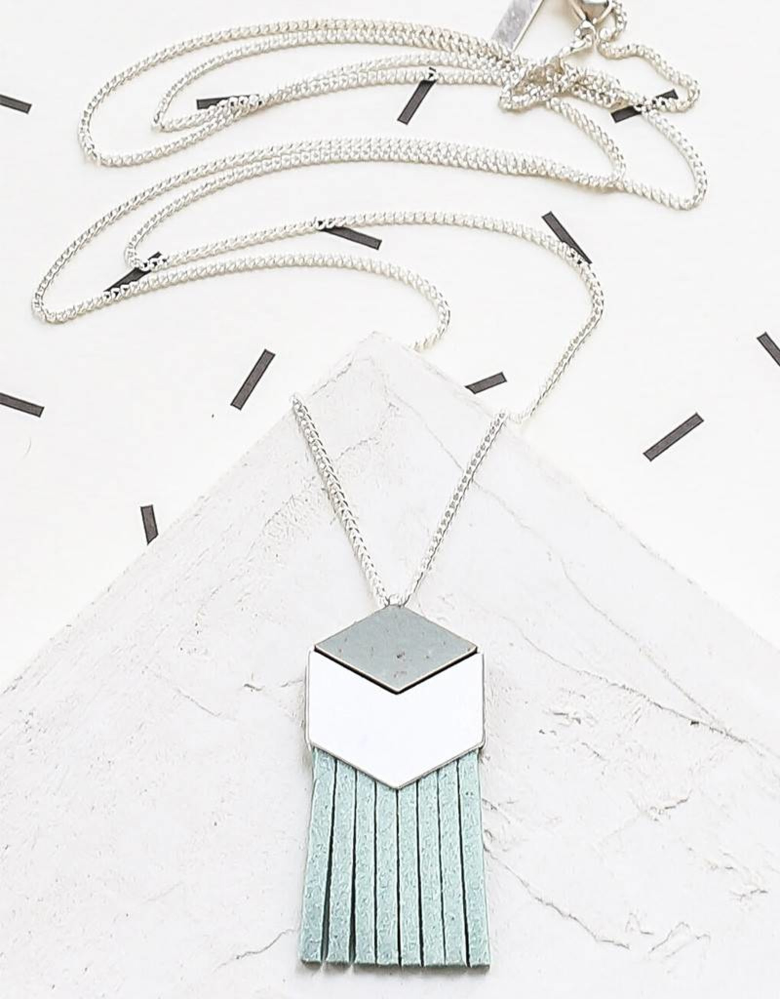 Shlomit Ofir Carlton Necklace - Silver