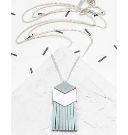 Shlomit Ofir Carlton Necklace - Silver
