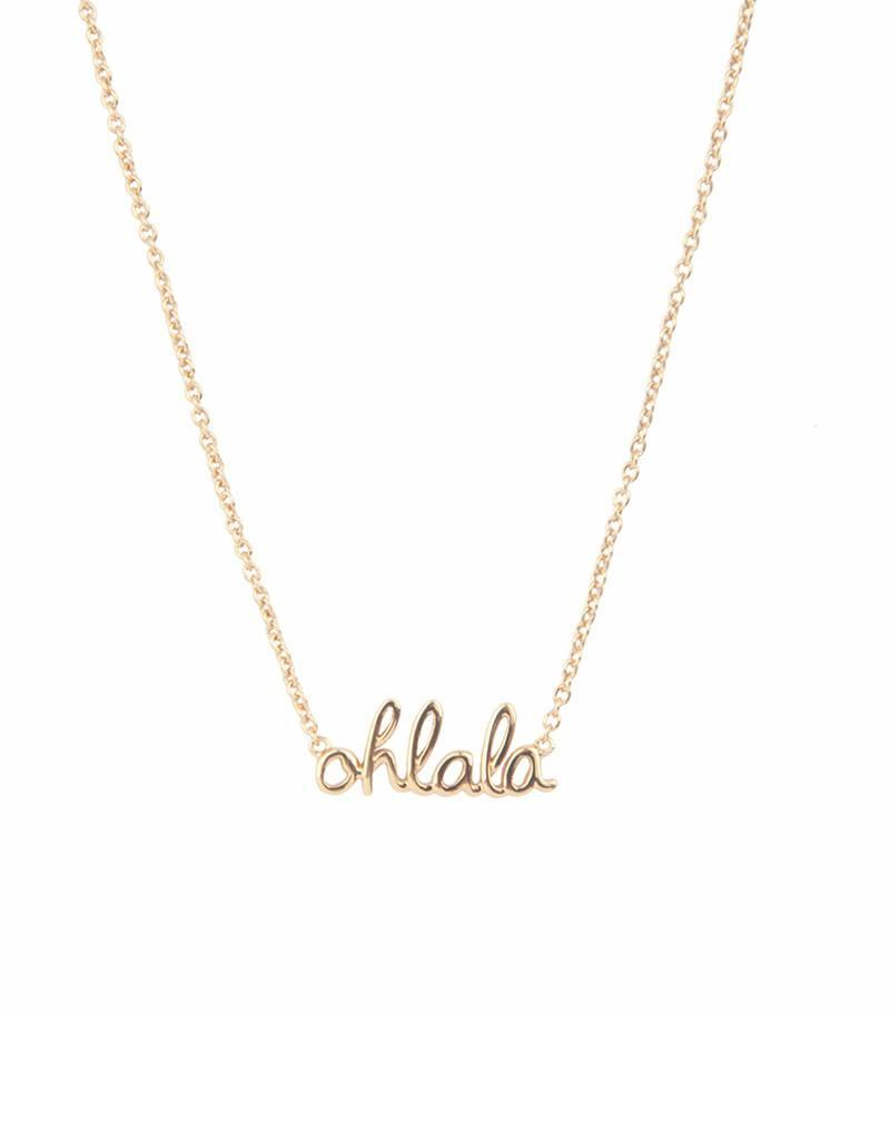 All the luck in the world Urban Necklace - Ohlala