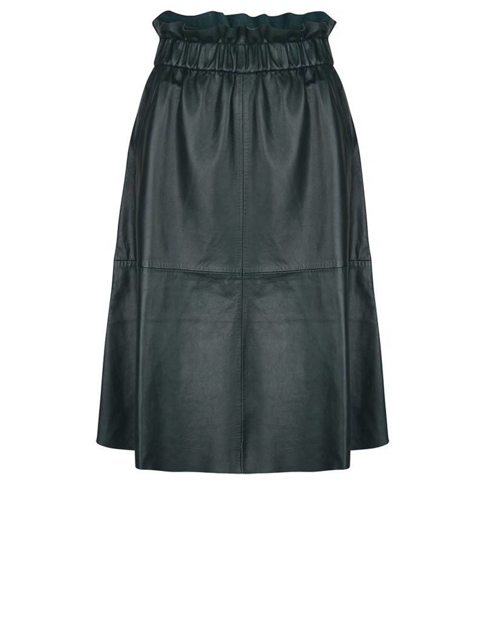 dante6 Tamari Leather Skirt