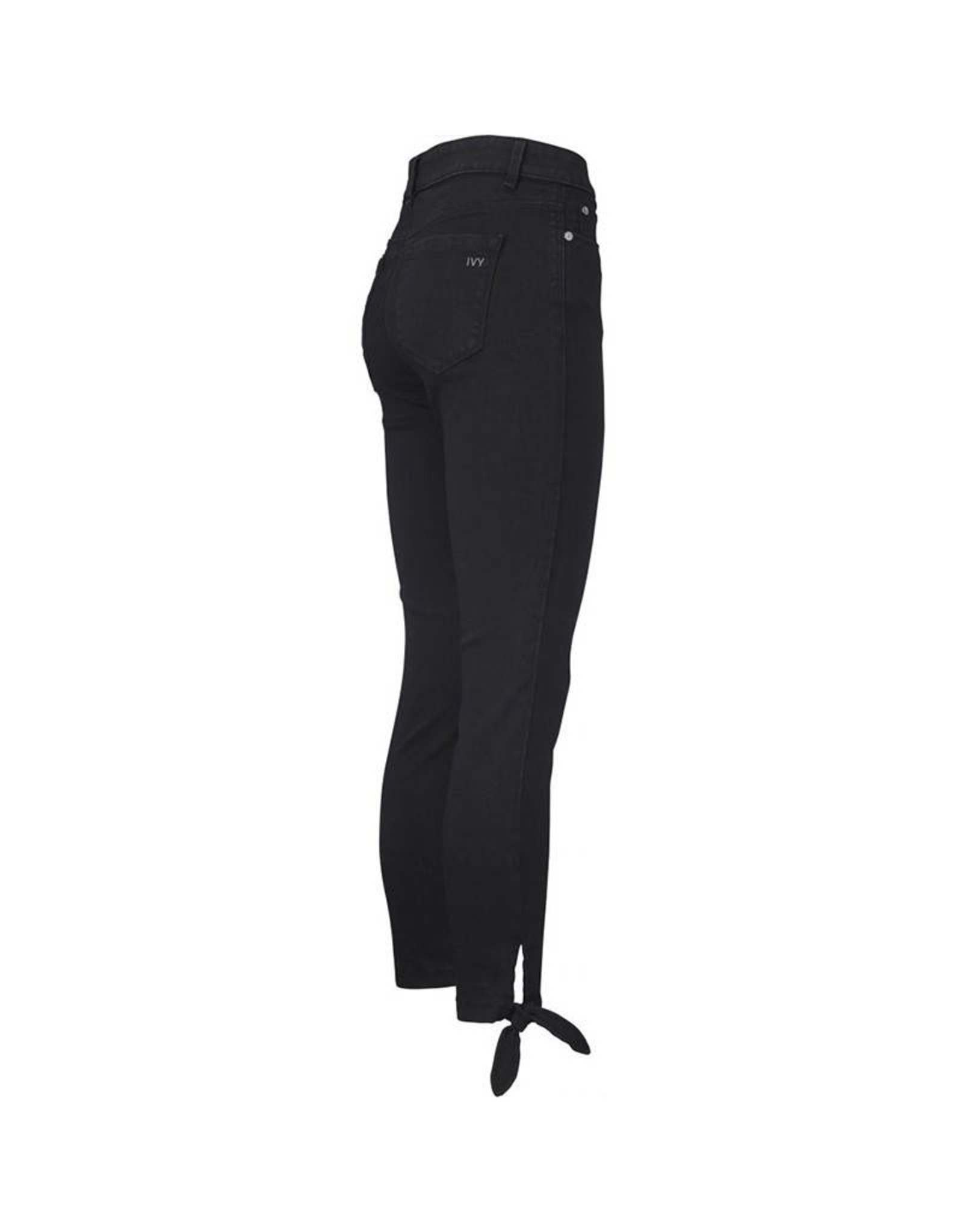 Ivy Alexa Jeans bow black