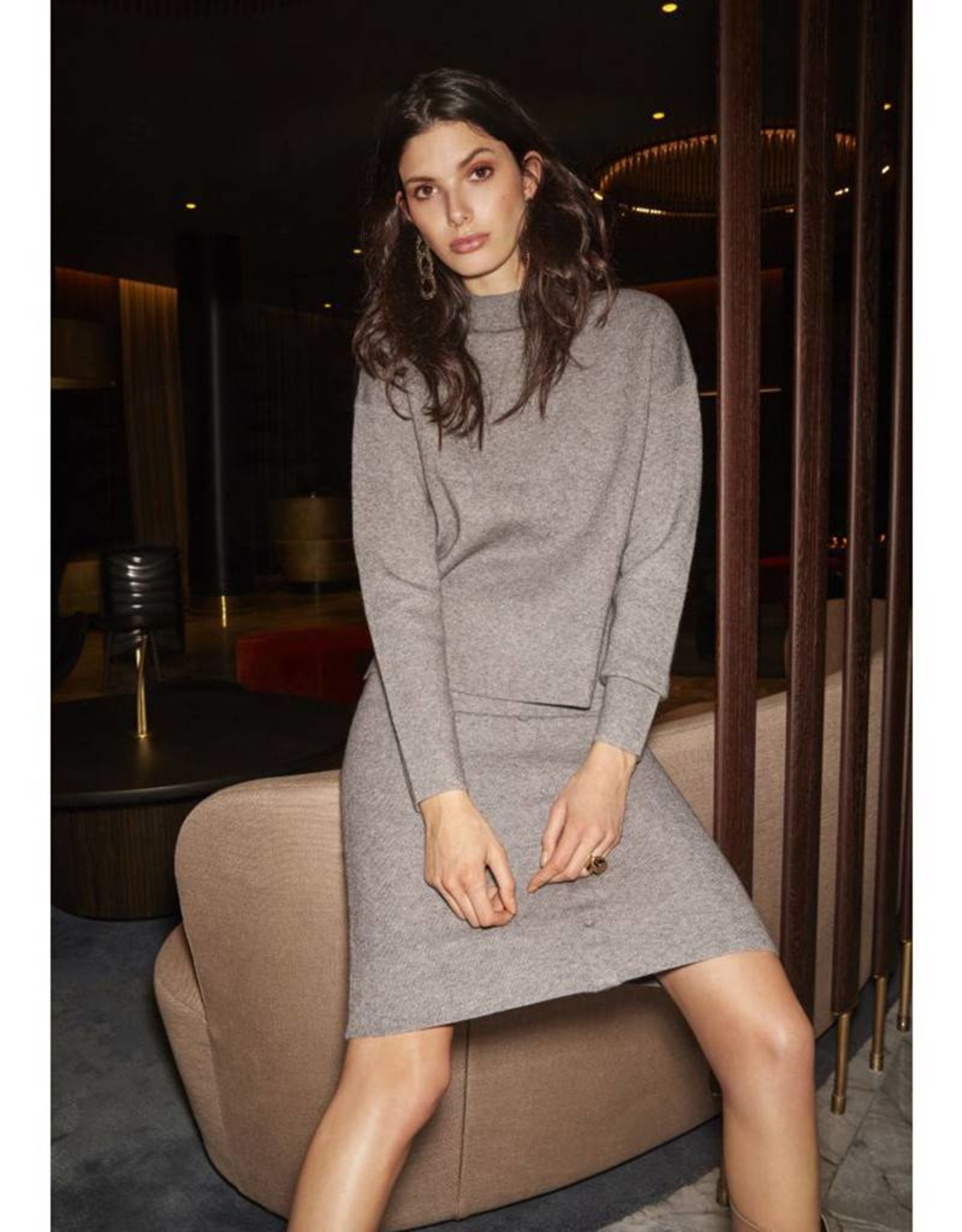 minus Inez knit skirt