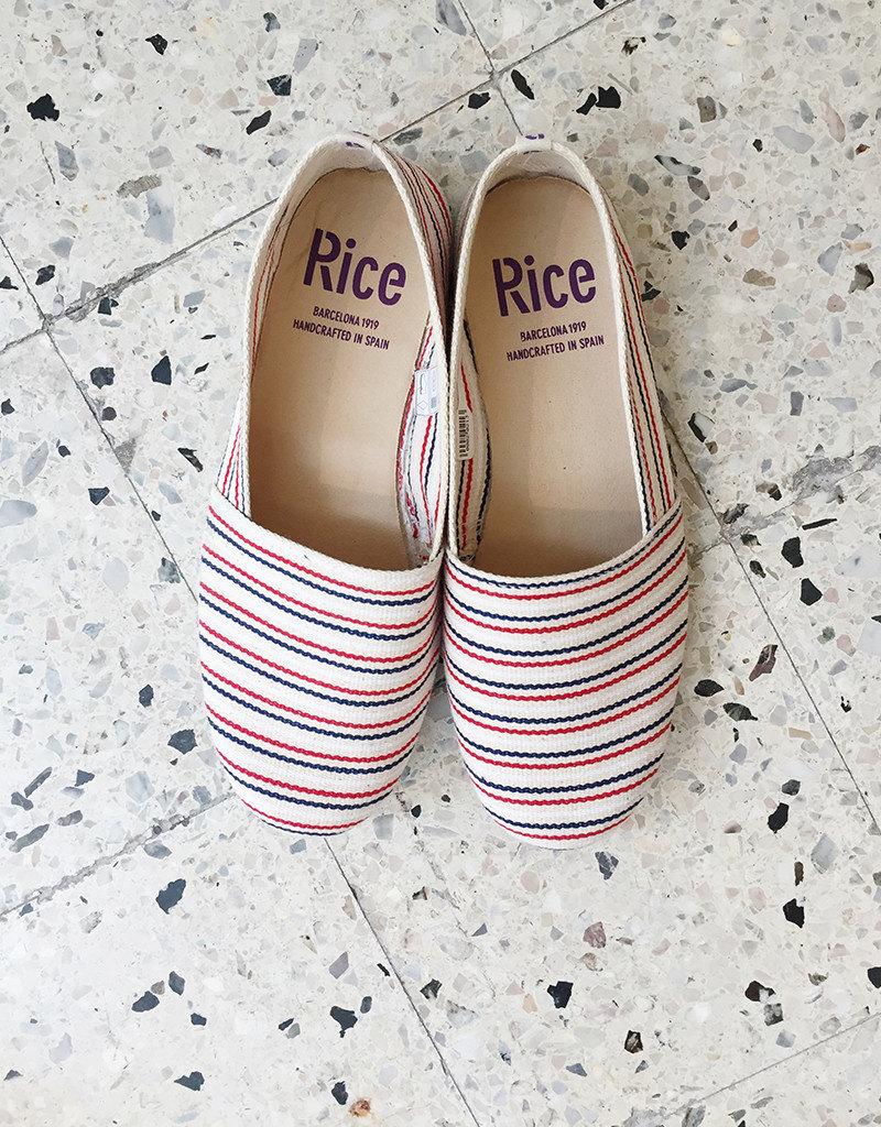 Rice France Espadrille