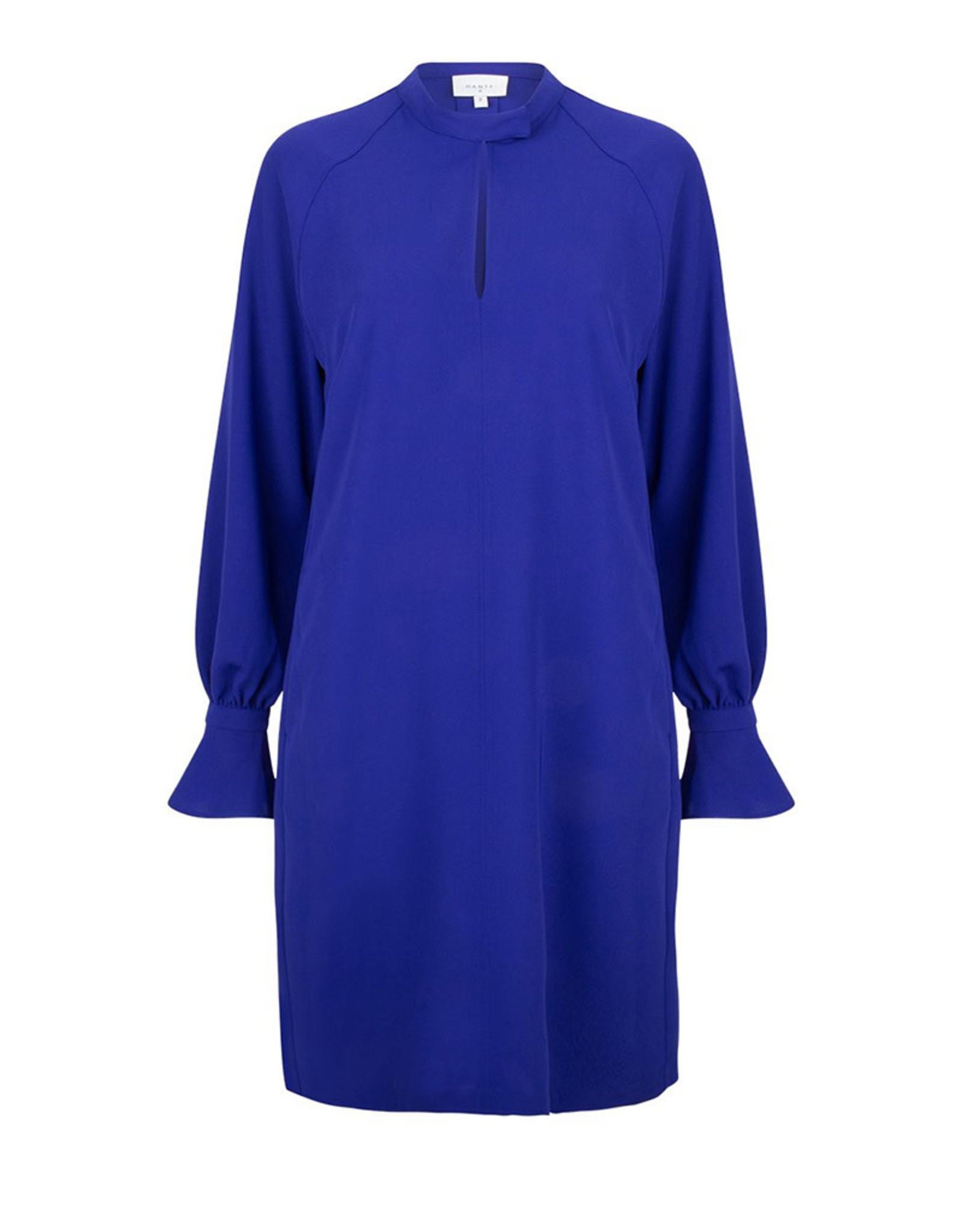 dante6 Celsha High collar jurk
